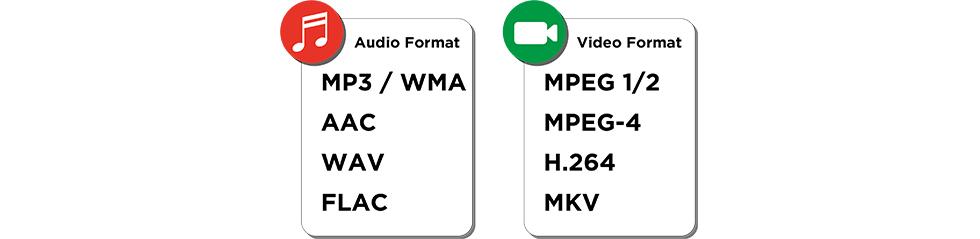JVC KW-M150BT 6.8inch AV Bluetooth USB Car Stereo -
