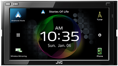 KW-M855BW|Multimedia|JVC USA - Products -