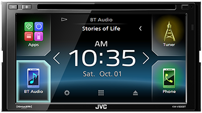 KW-V830BT|Multimedia|JVC USA - Products -