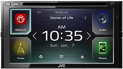 KW-V940BW Multimedia JVC USA - Products -